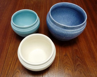 Pacific Pottery jardiniere, 1930's